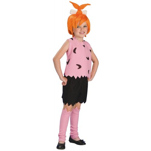 The Flintstones Pebbles Costume - One Color - Small