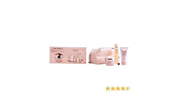Shiseido - Benefiance - Crema de día anti-arrugas + Espuma limpiadora + Loción suavizante enriquecida + Serum activador energizante - 1 pack: Amazon.es: Belleza