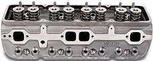Dart Iron Eagle High Performance Cylinder Head for Small Block Chevy Engines