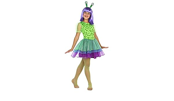 Ladies Deluxe Light Up Carousel Clown Costume Adults Circus Fancy Dress Outfit
