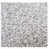 5000 Crimp Beads - 2mm Shiny Silver Plated Lead Free Alloy ()