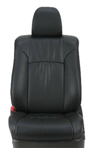 クラッツィオ シートカバー クラウン アスリート 200系 Clazzio R ブラック ETR-1420 B009Q3D78Y  ブラック