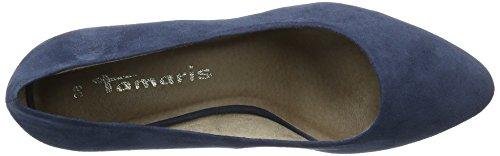 Scarpe Blu Tacco 22434 Donna Tamaris 805 Navy con qxOzPa4