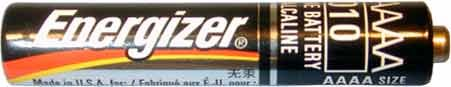 100 NEW AAAA ENERGIZER Batteries 4330210040