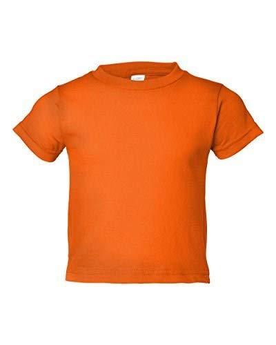 Rabbit Skins Toddler T-Shirt (Mandarin) (2T)