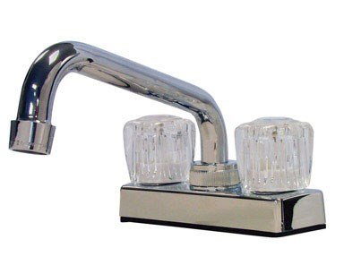 FAUCET LAUNDRY 2HNDL by ACE TRADING - PLSTIC MfrPartNo 125-544RP by B & K