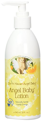 Earth Mama Angel Baby Angel Baby Lotion, 3 Pack - 8 Oz.