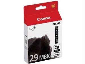 (PGI-29 Matte Black Ink Tank - Cartridge - for The PIXMA PRO-1 Inkjet Photo Print)