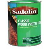 Sadolin Classic Wood Protection 1L Dark Palisander