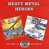 Vol. 1 & 2-Heavy Metal Heroes by Various...