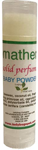 Long Lasting Natural Solid Perfume (Baby Powder Scent)