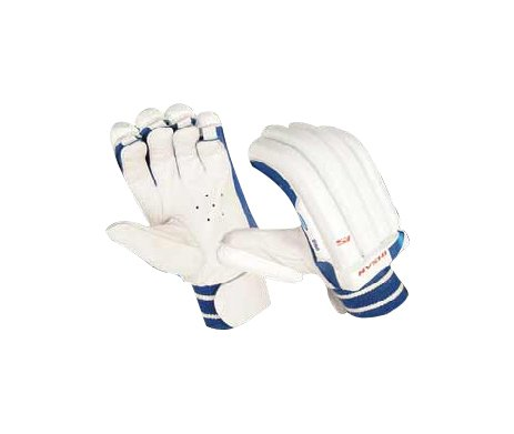 Stratus 250 Cricket Batting Gloves by Ihsan - Men Right Handed by IHSAN Sports