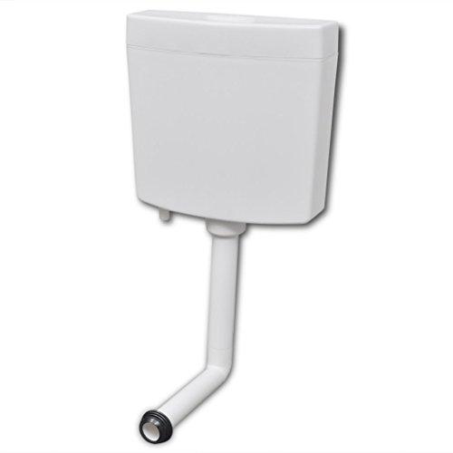 vidaXL Toiletten-Spülkasten mit Zwei-Mengen-Spülung