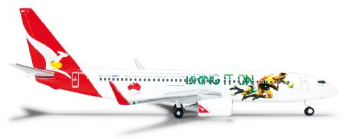Daron Herpa Qantas 737-800 2013 Lions Tour Model Kit (1/500 - Qantas Stores