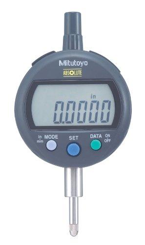 Mitutoyo 543-402B Absolute Digimatic Indicator, ID-C Standard Type, #4-48 UNF Thread, 3/8