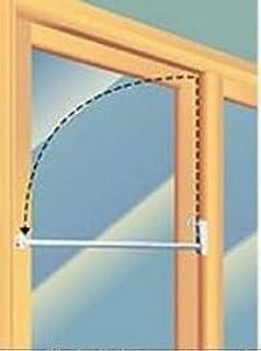 Amazon Com Sliding Patio Glass Door Security Bar White Color