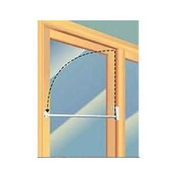 Strybuc 16108c 48 charley bar for sliding glass door 48 bar strybuc 16108c 48 charley bar for sliding glass door planetlyrics Gallery