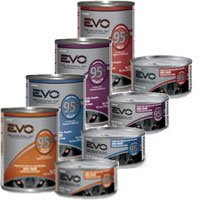 EVO 95% Meat Canned Dog Food Variety Pack, My Pet Supplies