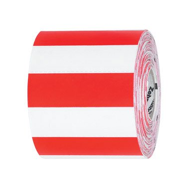 Centurion Zebra Ql320 Ace Non-Adhesive Red Paper Bin Tags Red