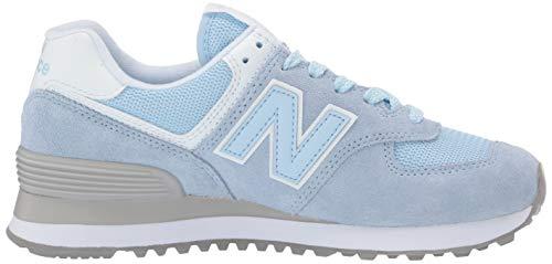 air 574v2 Balance Esc Para Nb Azul New white Zapatillas Mujer nYpfvxWqW