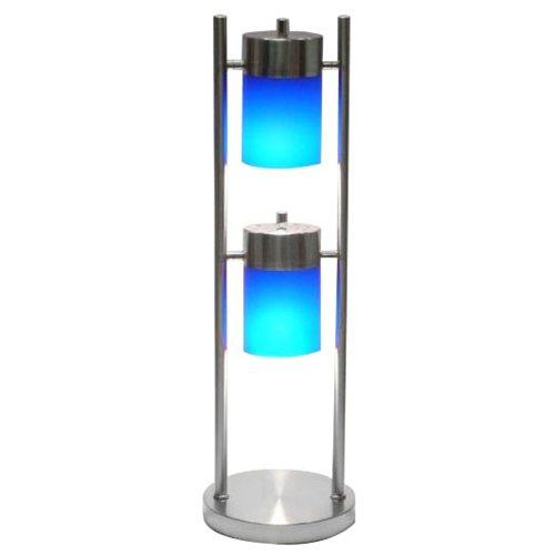 Ore International 3031TB 25-Inch 2-Light Adjustable Table Lamp, ()