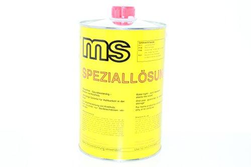 Holzkitt - Knetholz Speziallösung MS / 31 CP