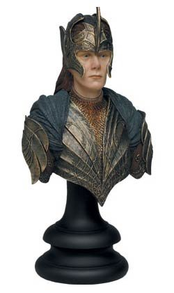 (Lord of the Rings - Galadhrim Soldier 1:4 Scale Polystone Bust)