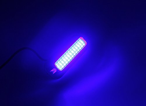 Pactrade Marine Pontoon Boat LED Underwater Light S.S 316 Housing 416 lm, Blue by Pactrade Marine (Image #5)