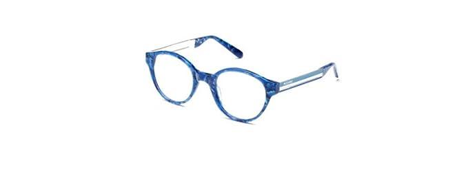 Missoni - Monture de lunettes - Femme Bleu bleu 49  Amazon.fr ... fb1087afc834