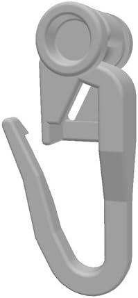 100 Stück Gardinenröllchen Gardinenrollen Universal 6 mm 7 mm 8 mm 9 mm