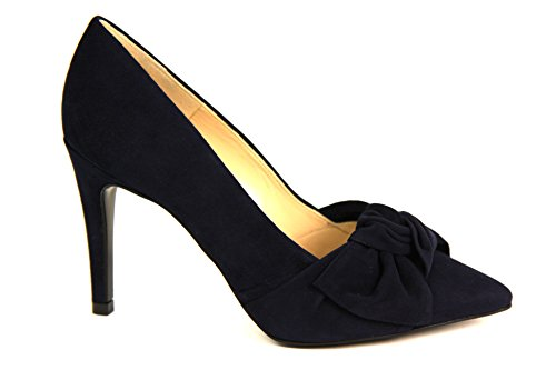 Shoe Peter 65119 Dilia Kaiser Suede Court Navy BSqwEaC