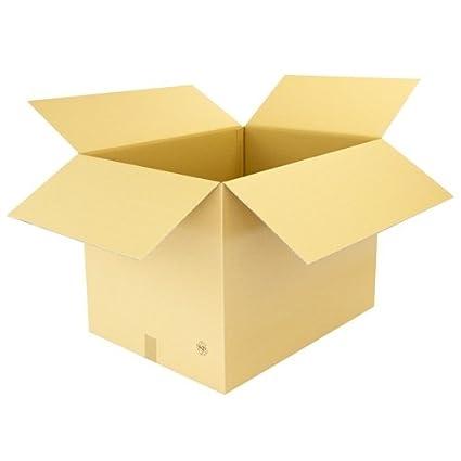 10 caja de cartón plegable 800 x 600 x 600 mm Cajas de ...