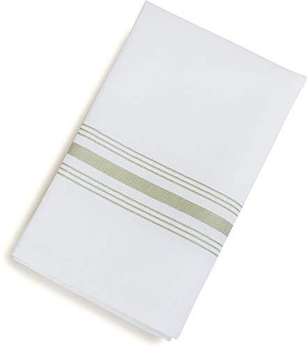 Carlisle 53771822NH147 Restaurant Quality Cloth Dinner/Bistro Napkins, 18