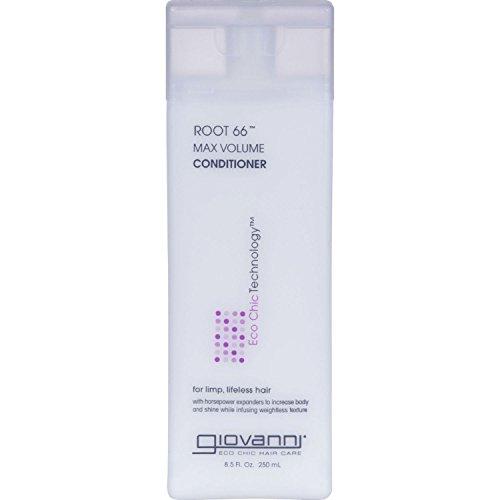 Giovanni Hair Care Products Giovanni Root 66 Max Volume Conditioner - 8.5 fl oz ()