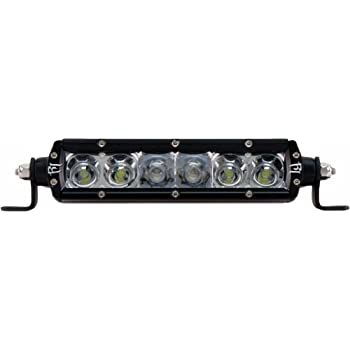 Amazon rigid industries 90631 sr series white 6 spotflood rigid industries 90631 sr series white 6 spotflood combo led light bar aloadofball Image collections