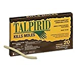 Talprid Mole Bait 5 Packs (20 worms)