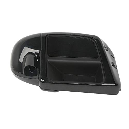 Street Glide,Road Glide XMT-MOTO Lower Vented Leg Fairing Glove Box fits for Harley Touring Road King Electra Glide org equipment on FLHTCU 2014 2015 2016 2017 2018 2019 2020