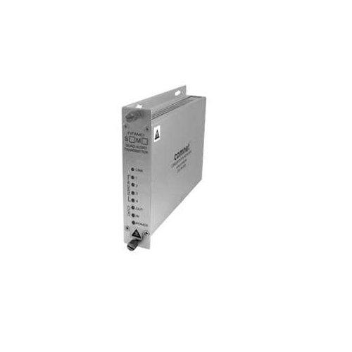 COMNET FVRXA4C1M 4 Channel Audio Receiver + Bi- directional Contact - Directional Closure Bi Contact