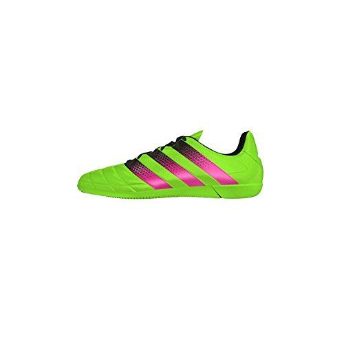 da Scarpe Nero in Negbas 3 adidas Leather Rosa Calcio Uomo Versol Verde Rosimp Ace 16 1wqAXFBY