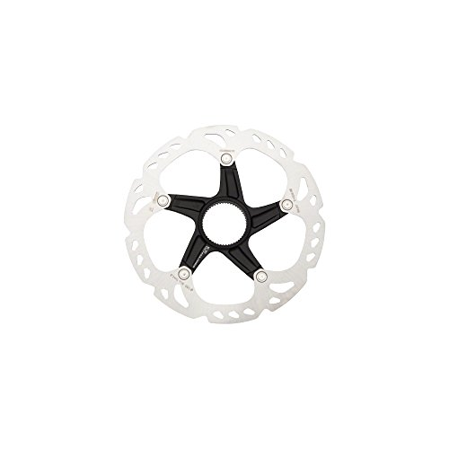 Center Ice - SHIMANO XT RT81 Centerlock Disc Rotor Silver, 160mm