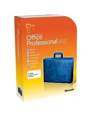Microsoft Office 2010 Home & Business (DVD Version) Product Key & COA by Microsoft