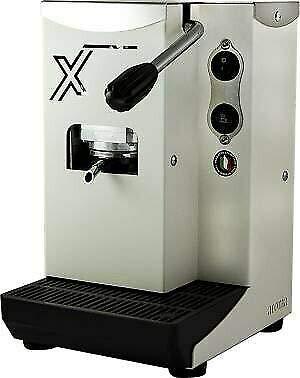 Aroma X - Cafetera monodosis (44 mm, acero inoxidable ...