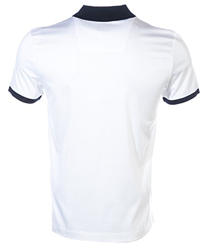 b6d73ccd7 BOSS Phillipson 34 Polo Shirt in White: Amazon.co.uk: Clothing
