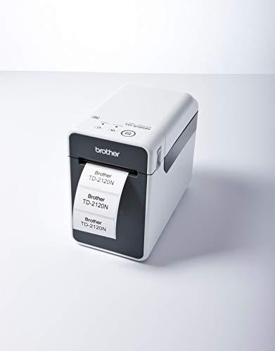 Brother TD2130N - Impresora de etiquetas y tickets para uso ...