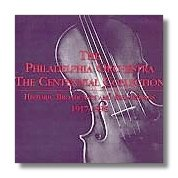 The Philadelphia Orchestra the Centennial Colection