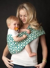 Everyday Baby Sling (Seven Everyday Slings Infant Carrier Baby Sling Daze Size 5 Large)