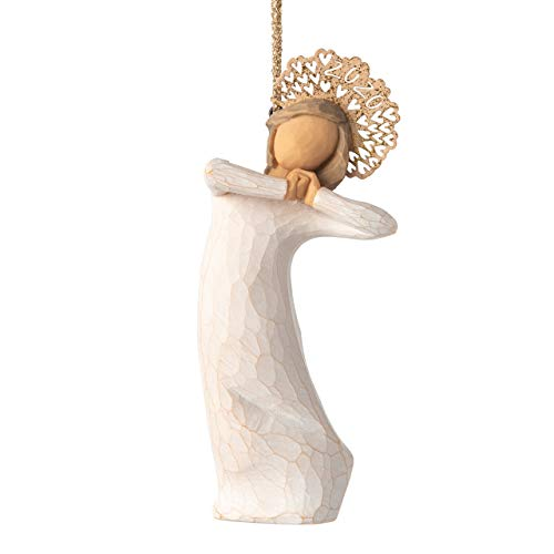 Willow Tree 2020 Ornament, Sculpted Hand-Painted Figure