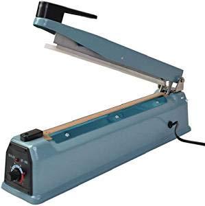 OUTLETISSIMO® Selladora soldadora de calor máquina sellador ...