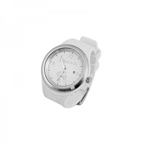 Gift Box Watch Vespa White Women and Keychain