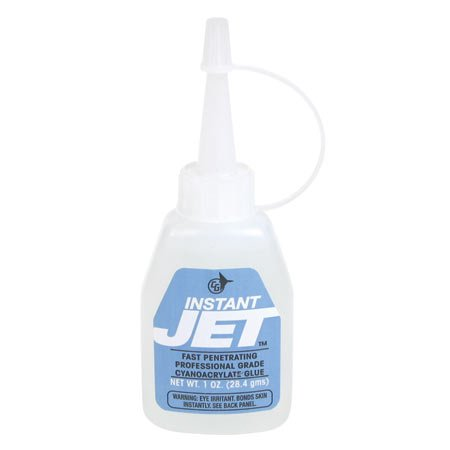 JET GLUE 763 Instant Jet 1 oz JETR0763 by Bunheads by Jet Glue